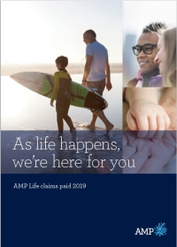 2017 AMP Insurance Claims Statistics Report
